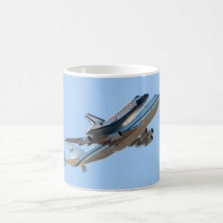 Space Shuttle Endeavour NASA Coffee Mug