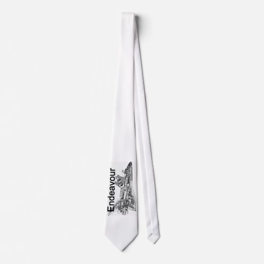 Space Shuttle Endeavour Neck Tie