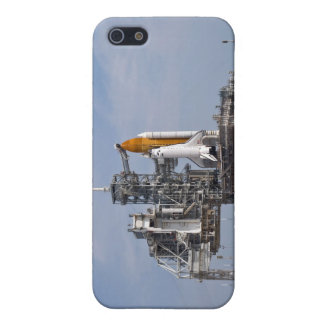 Space Shuttle Endeavour on the launch pad 4 Case For iPhone 5