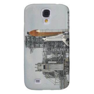 Space Shuttle Endeavour on the launch pad 5 Galaxy S4 Cover