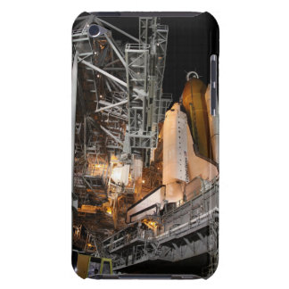 Space Shuttle Endeavour on the launch pad iPod Case-Mate Case