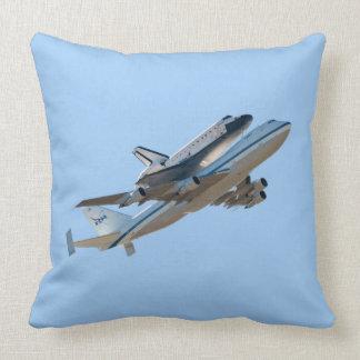 Space shuttle Endeavour Pillow