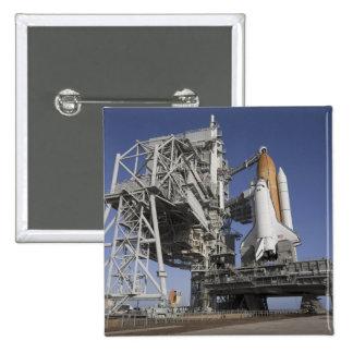 Space shuttle Endeavour Pinback Button