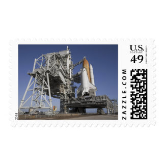 Space shuttle Endeavour Postage