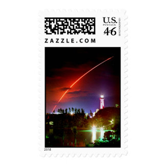 Space Shuttle Endeavour postage stamp