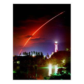 Space Shuttle Endeavour postcard