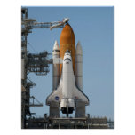 Space Shuttle Endeavour Posters