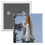 Space Shuttle Endeavour sits ready Buttons
