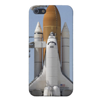 Space Shuttle Endeavour sits ready Case For iPhone SE/5/5s
