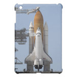 Space Shuttle Endeavour sits ready Case For The iPad Mini