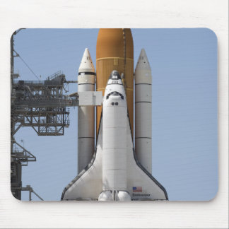 Space Shuttle Endeavour sits ready Mouse Pad