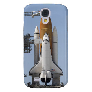 Space Shuttle Endeavour sits ready Samsung Galaxy S4 Cover