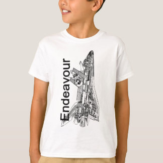 Space Shuttle Endeavour T-Shirt