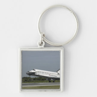 Space Shuttle Endeavour touches down Keychain