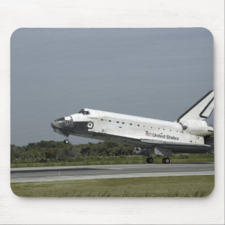 Space Shuttle Endeavour touches down Mouse Pad