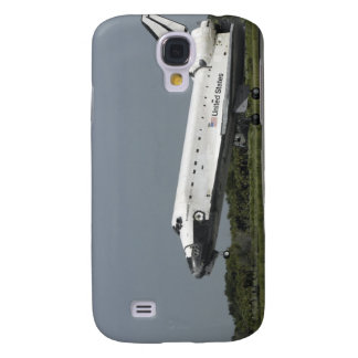 Space Shuttle Endeavour touches down Samsung Galaxy S4 Cover