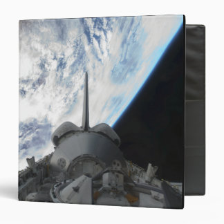 Space Shuttle Endeavour's payload bay 2 Binder