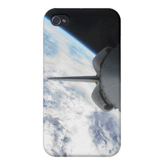 Space Shuttle Endeavour's payload bay 2 Case For iPhone 4