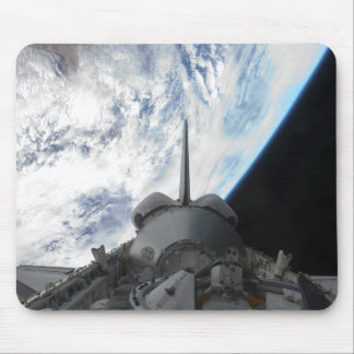 Space Shuttle Endeavour's payload bay 2 Mouse Pad
