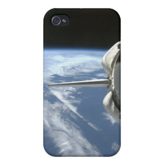 Space Shuttle Endeavour's payload bay iPhone 4 Case