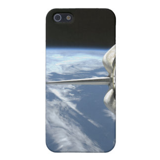 Space Shuttle Endeavour's payload bay iPhone SE/5/5s Cover