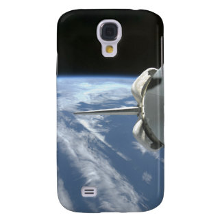 Space Shuttle Endeavour's payload bay Samsung Galaxy S4 Case