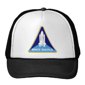 SPACE SHUTTLE MESH HAT