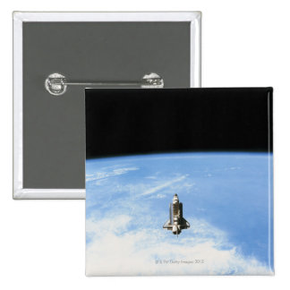 Space Shuttle in Orbit 3 Button