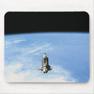 Space Shuttle in Orbit 3 Mouse Pad