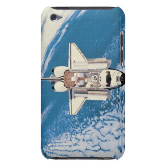 Space Shuttle in Orbit iPod Touch Covers