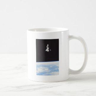 Space Shuttle in Orbit Coffee Mug