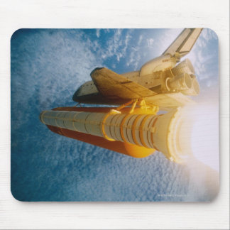 Space Shuttle in Space 2 Mouse Pad
