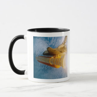 Space Shuttle in Space 2 Mug