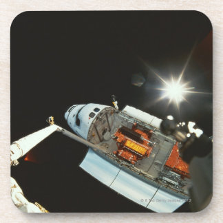 Space Shuttle in Space Coaster