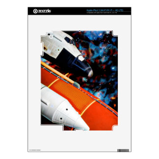 Space Shuttle iPad 3 Decals