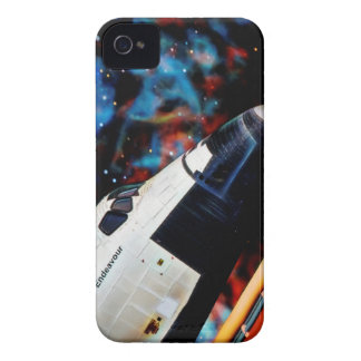 Space Shuttle iPhone 4 Case-Mate Case