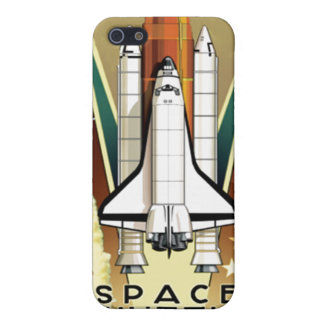 Space Shuttle iphone cases