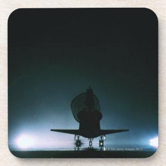 Space Shuttle Landing 2 Drink Coaster