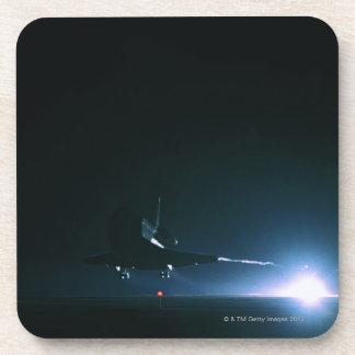 Space Shuttle Landing Drink Coaster