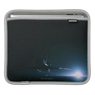 Space Shuttle Landing iPad Sleeve