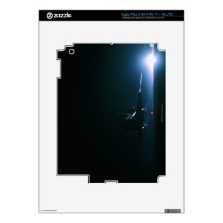 Space Shuttle Landing Skins For iPad 3