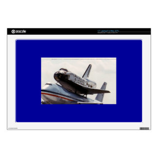 space shuttle laptop skins