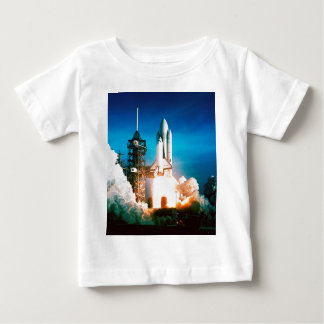 SPACE SHUTTLE LAUNCH BABY T-Shirt