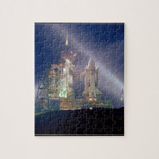 Space Shuttle Launch Jigsaw Puzzle