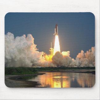 Space Shuttle Launch Mousepad NASA Mousepad