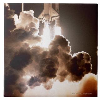 Space shuttle launch tiles