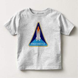 Space Shuttle Logo Toddler T-shirt