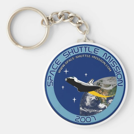 Space Shuttle Mission Key Chain #1