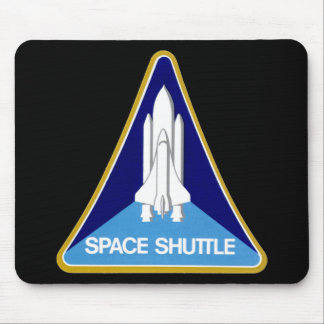 SPACE SHUTTLE MOUSE PADS