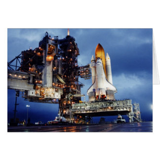 Space Shuttle Note Cards